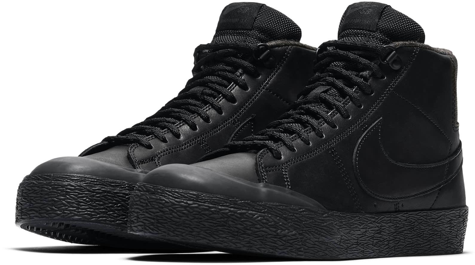 brand new 72254 864fd Nike SB Blazer Zoom Mid XT Bota Skate Shoes - thumbnail 3