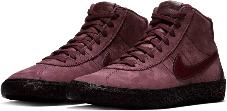 Nike SB Bruin Hi Premium Skate Shoes - thumbnail 2 7eac7185d