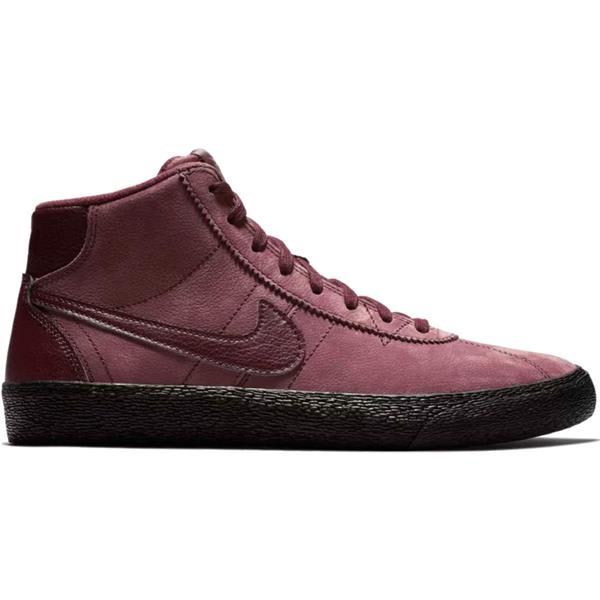 Nike SB Bruin Hi Premium Skate Shoes - Womens 33b2610ef