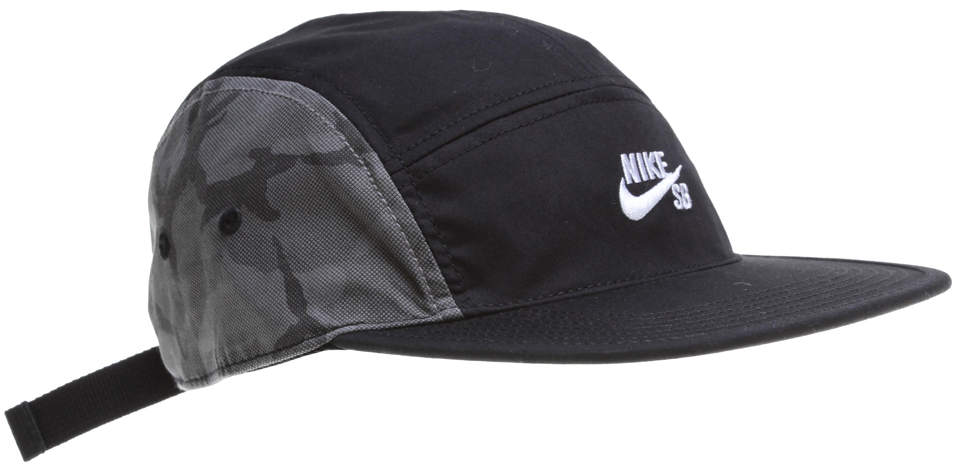 Nike SB Camo 5 Panel Cap - thumbnail 2 dfe9ca44d79