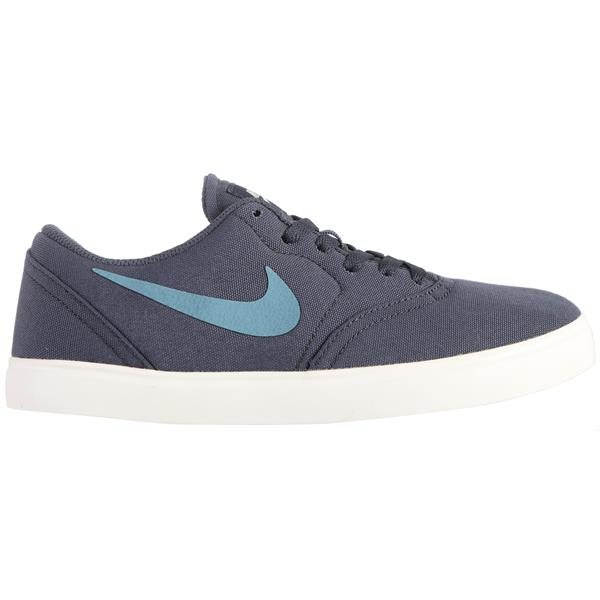 GS Skate Shoe Nike Kids SB Check CNVS