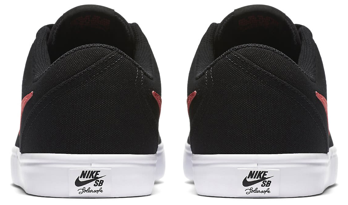 Nike SB Check Solar Canvas Skate Shoes - thumbnail 5