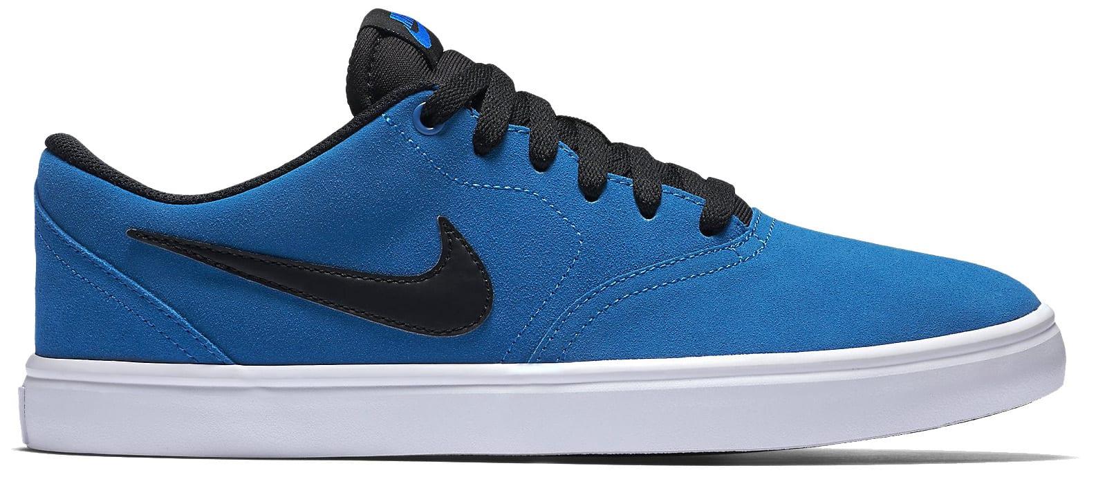 Nike Sb Check Solar Canvas Skate Shoe