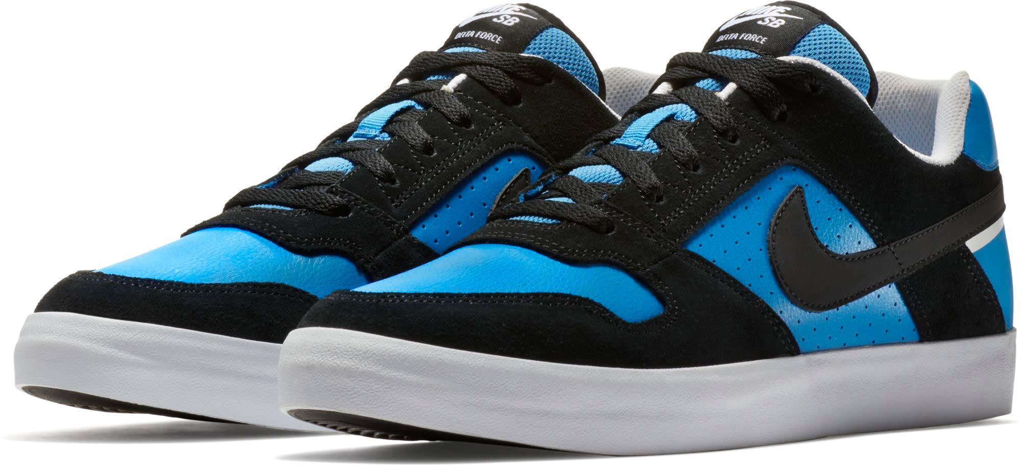 3d9307a3f003 Nike SB Delta Force Vulc Skate Shoes - thumbnail 3