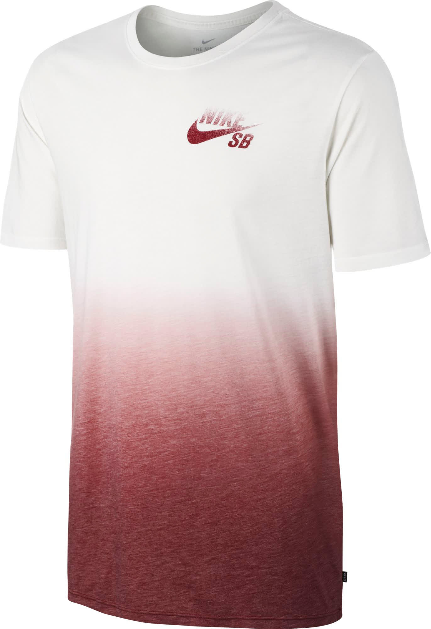 On sale nike sb dry dip dye t shirt up to 40 off for How to dye a shirt red
