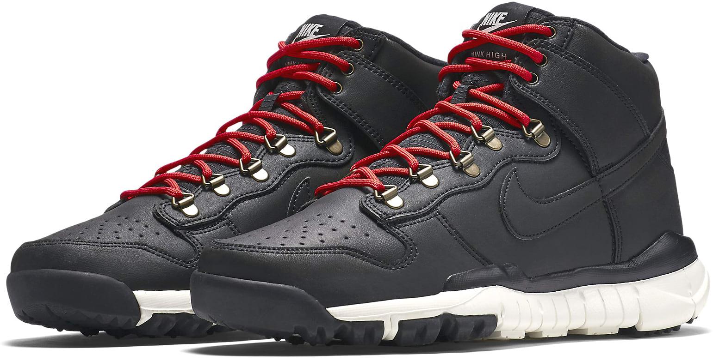 sports shoes 2f4d4 54744 Nike SB Dunk High Hiking Boots