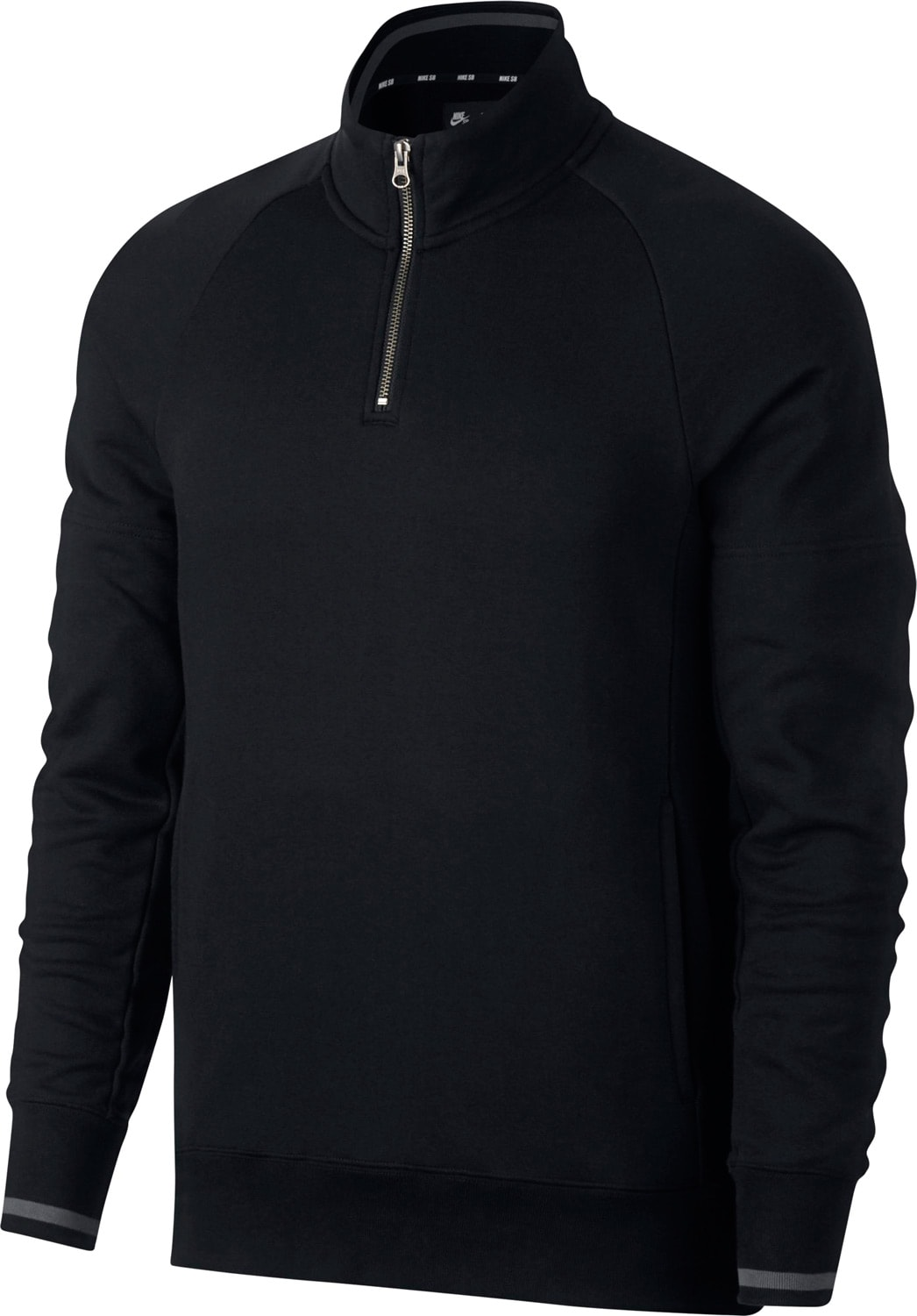 nike polar fleece 1/4 zip sweatshirt