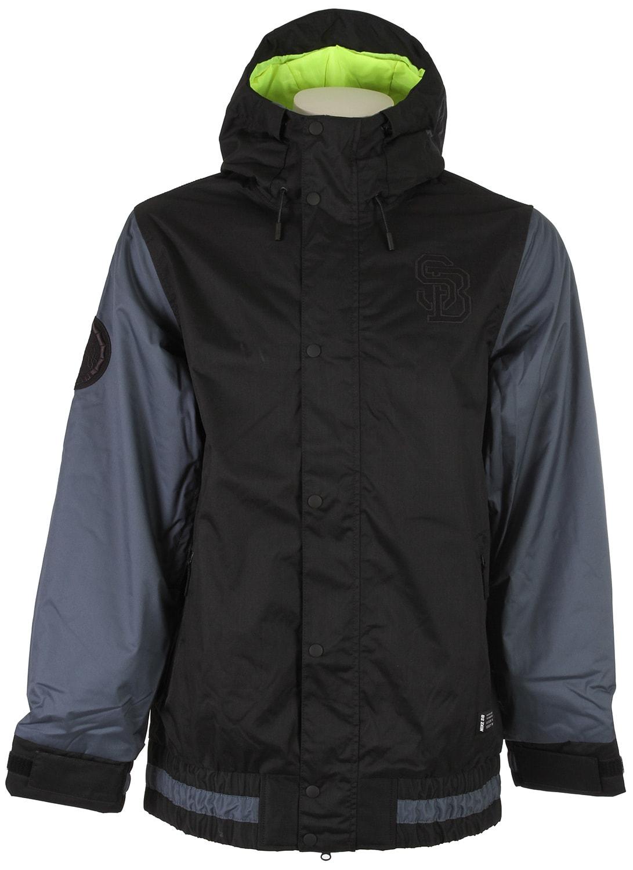 Nike SB Hazed Snowboard Jacket - thumbnail 1 a7a6d42ab