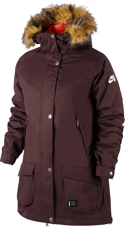 276ebc98c253 Nike SB Hudson Parka Snowboard Jacket - thumbnail 1