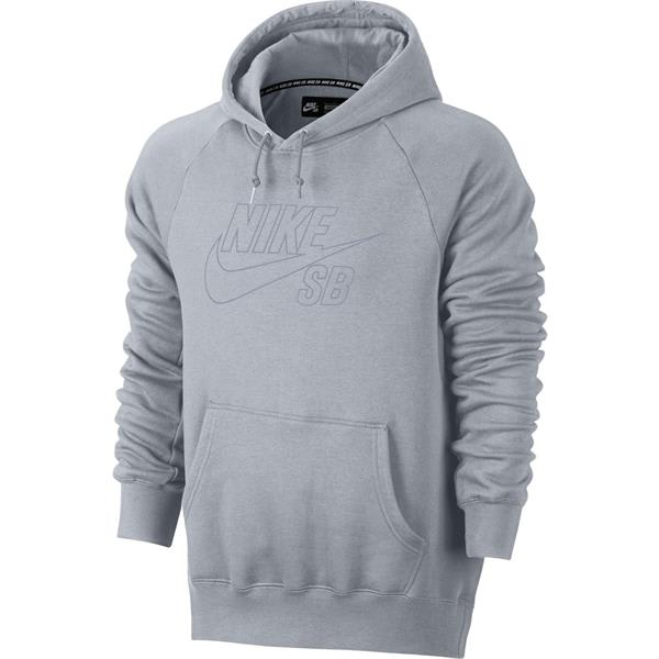 Nike SB Icon Reflective Pullover Hoodie