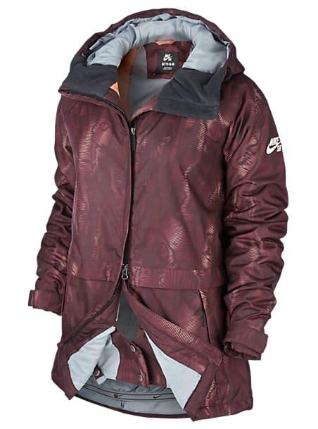 644e7cce4471 Nike SB Lustre Print Snowboard Jacket - thumbnail 3