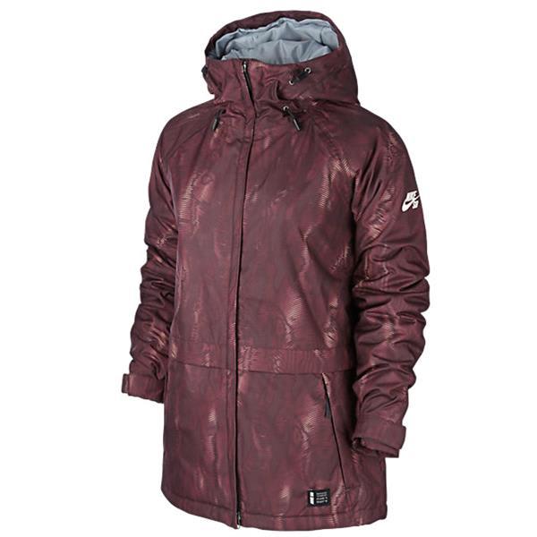 Nike SB Lustre Print Snowboard Jacket - Womens. Click to Enlarge 4667700f1