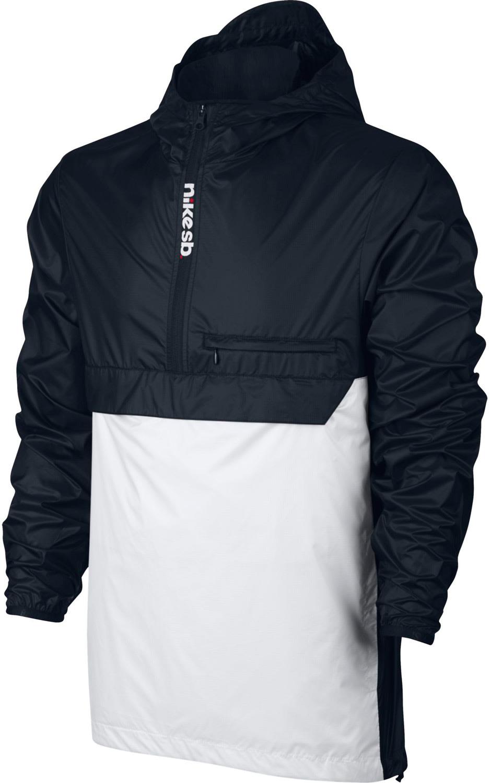 Nike Sb Packabe Anorak Jacket
