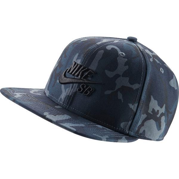 6faa6445d5e Nike SB Perf Camo Trucker Cap