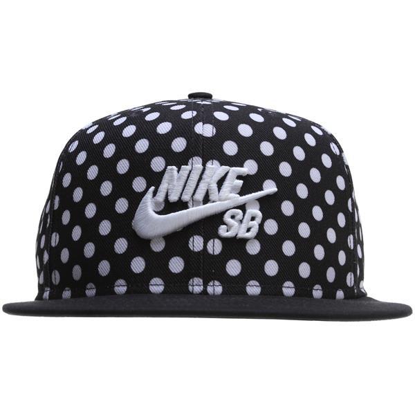 c1fec757bce Nike SB Polka Icon Snapback Cap