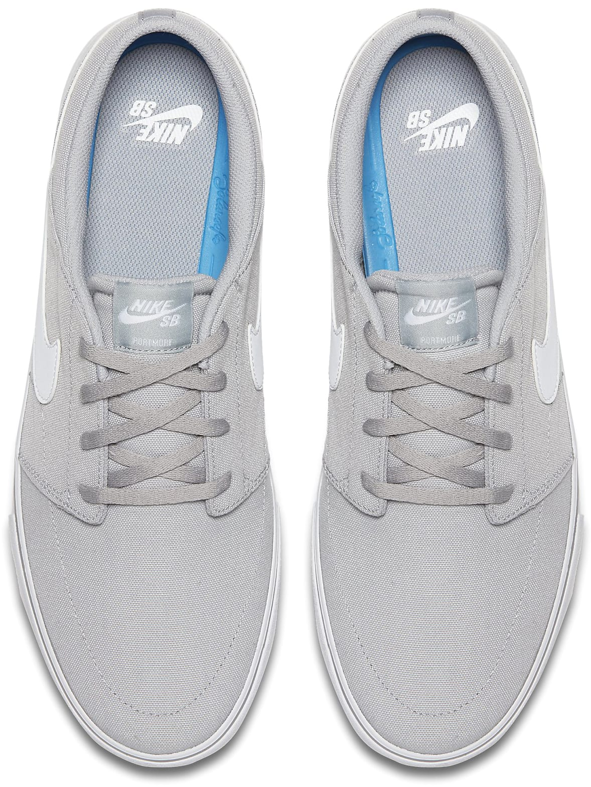 58609d54f930 Nike SB Portmore II Solarsoft Canvas Skate Shoes - thumbnail 4