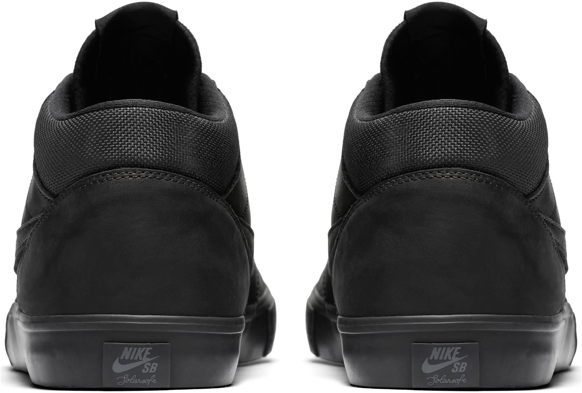 1932e5a39a40 Nike SB Portmore II Solarsoft Mid Premium Skate Shoes - thumbnail 5