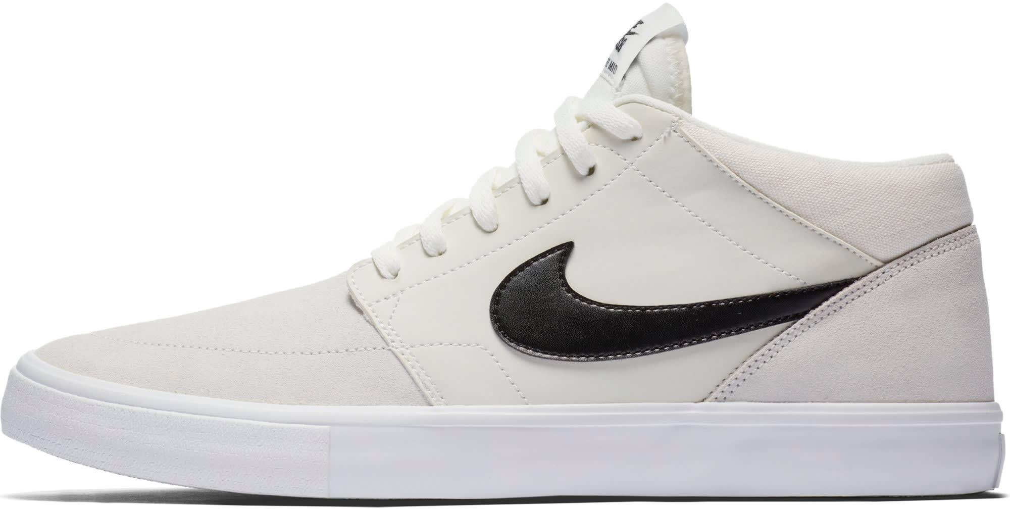 f91f737b20db Nike SB Portmore II Solarsoft Mid Skate Shoes - thumbnail 2