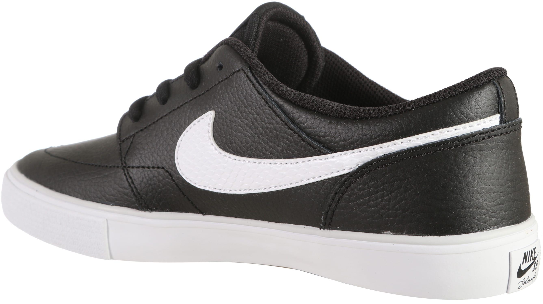 huge selection of 3aad2 48e85 Nike SB Portmore II Solarsoft Premium Skate Shoes - thumbnail 3