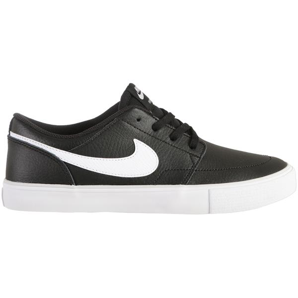 Nike SB Portmore II Solarsoft Premium Skate Shoes - Womens 90350c9100