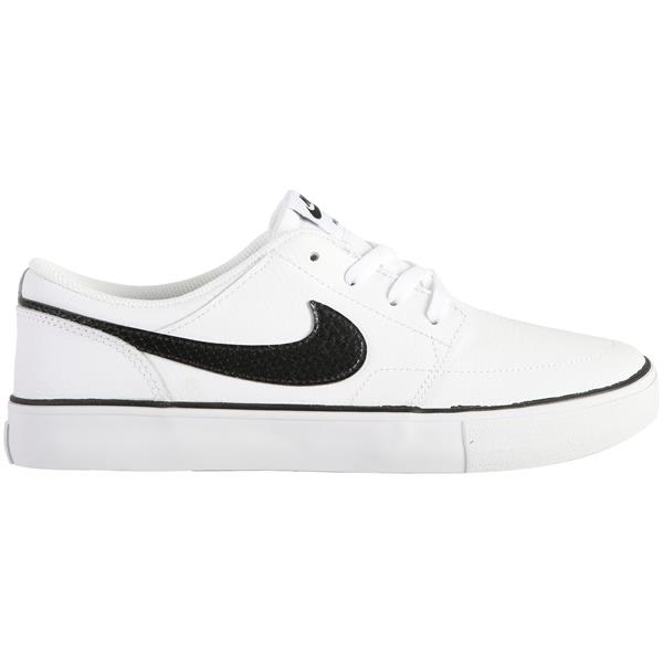 Nike SB Portmore II Solarsoft Premium Skate Shoes - Womens