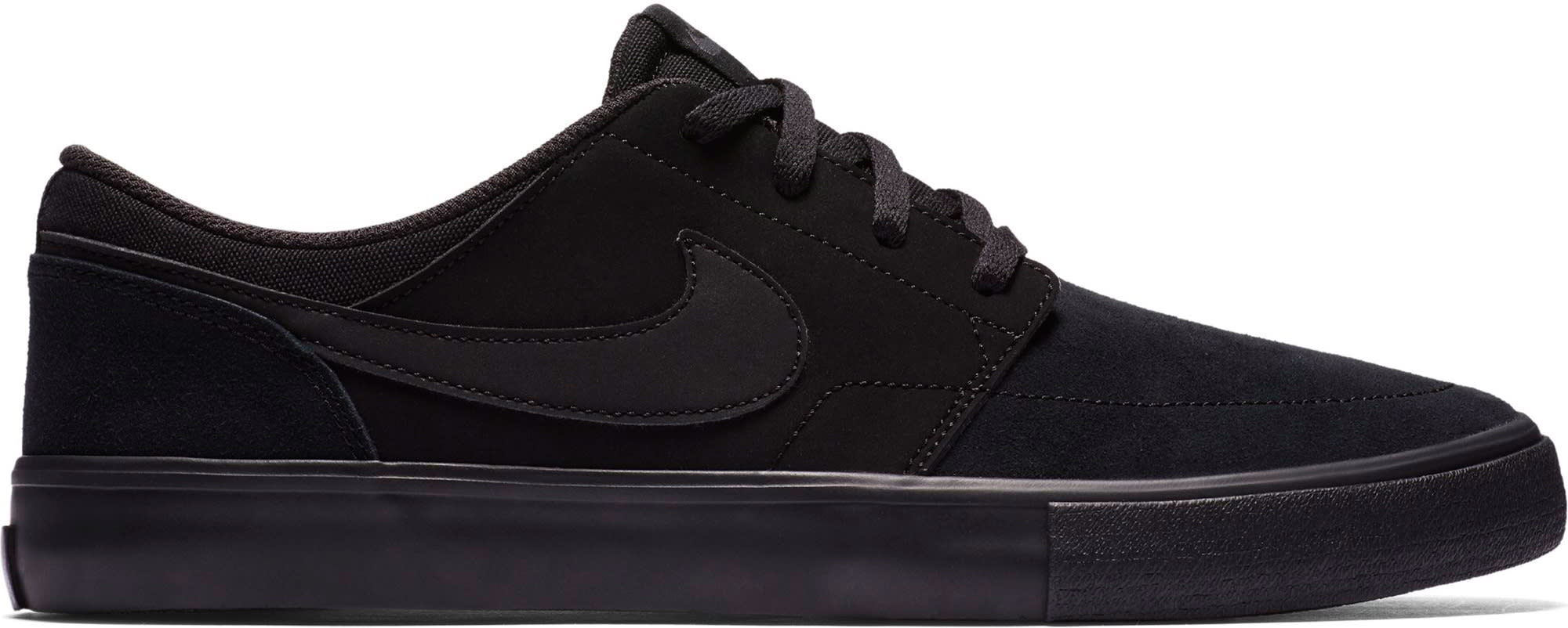 on sale nike sb portmore ii solarsoft skate shoes up to 40 off. Black Bedroom Furniture Sets. Home Design Ideas