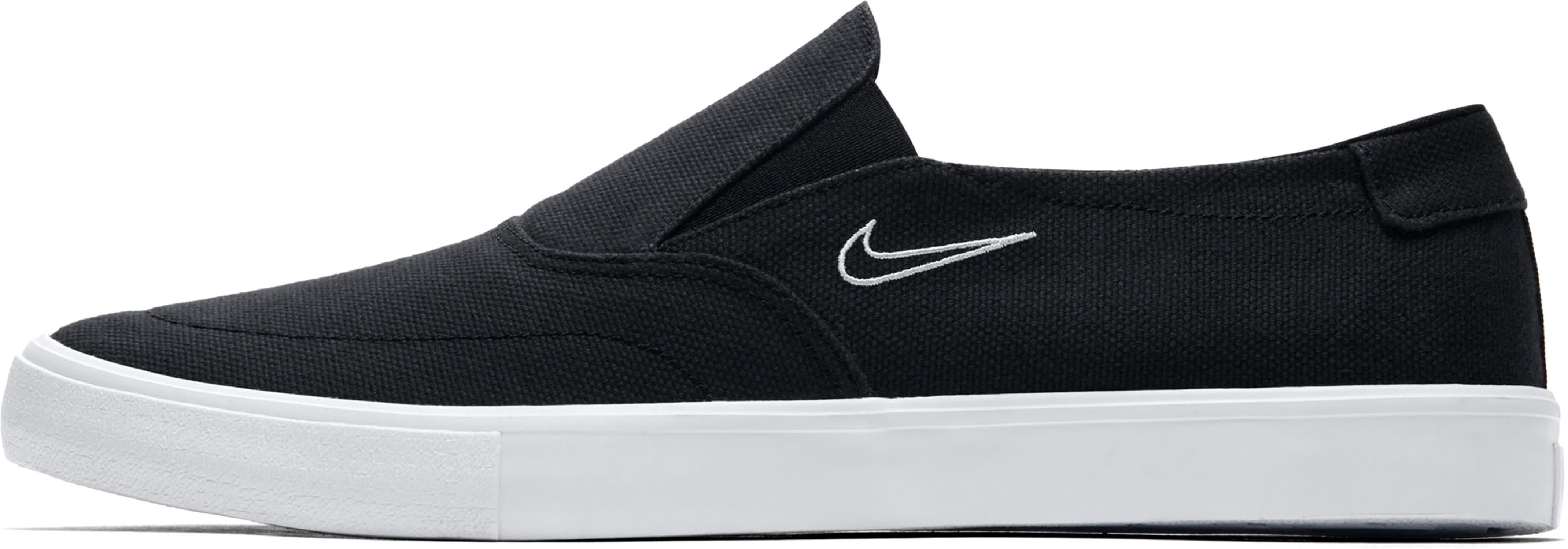 382665402dd7 Nike SB Portmore II Solarsoft Slip Skate Shoes - thumbnail 1