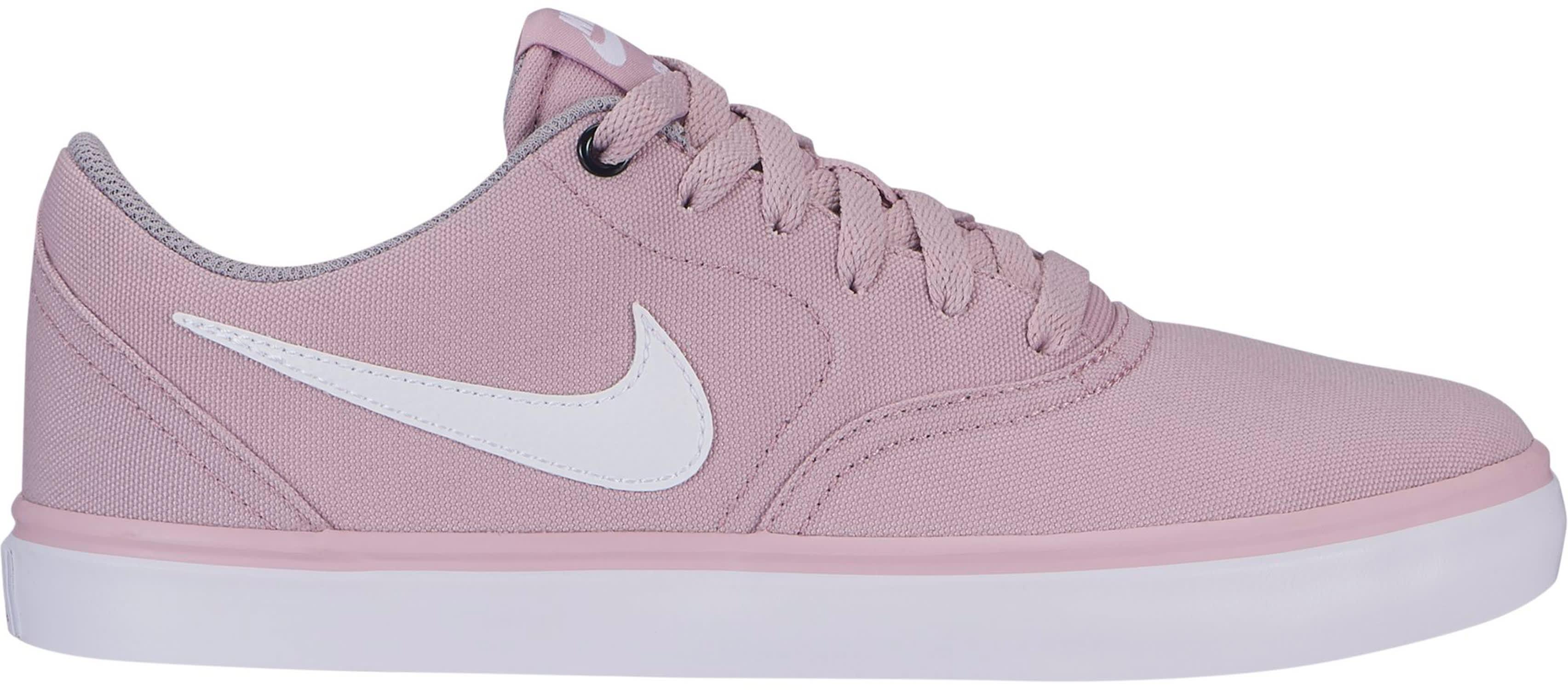 f85d4b15a8cc3 Nike SB Check Solarsoft Canvas Skate Shoes - Womens 2019