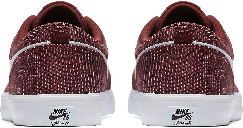 dad3316fb61b Nike SB Solarsoft Portmore II Canvas Skate Shoes