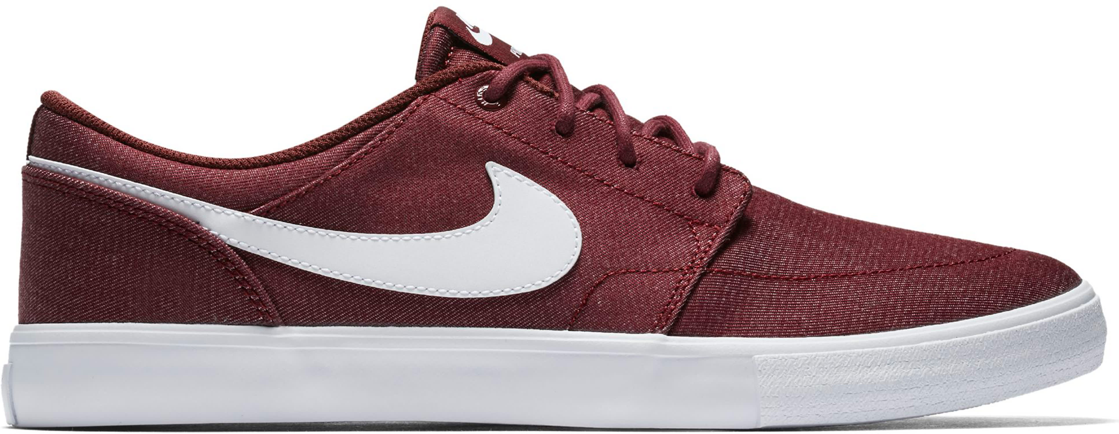 26e5abc8218b Nike SB Solarsoft Portmore II Canvas Skate Shoes - thumbnail 1