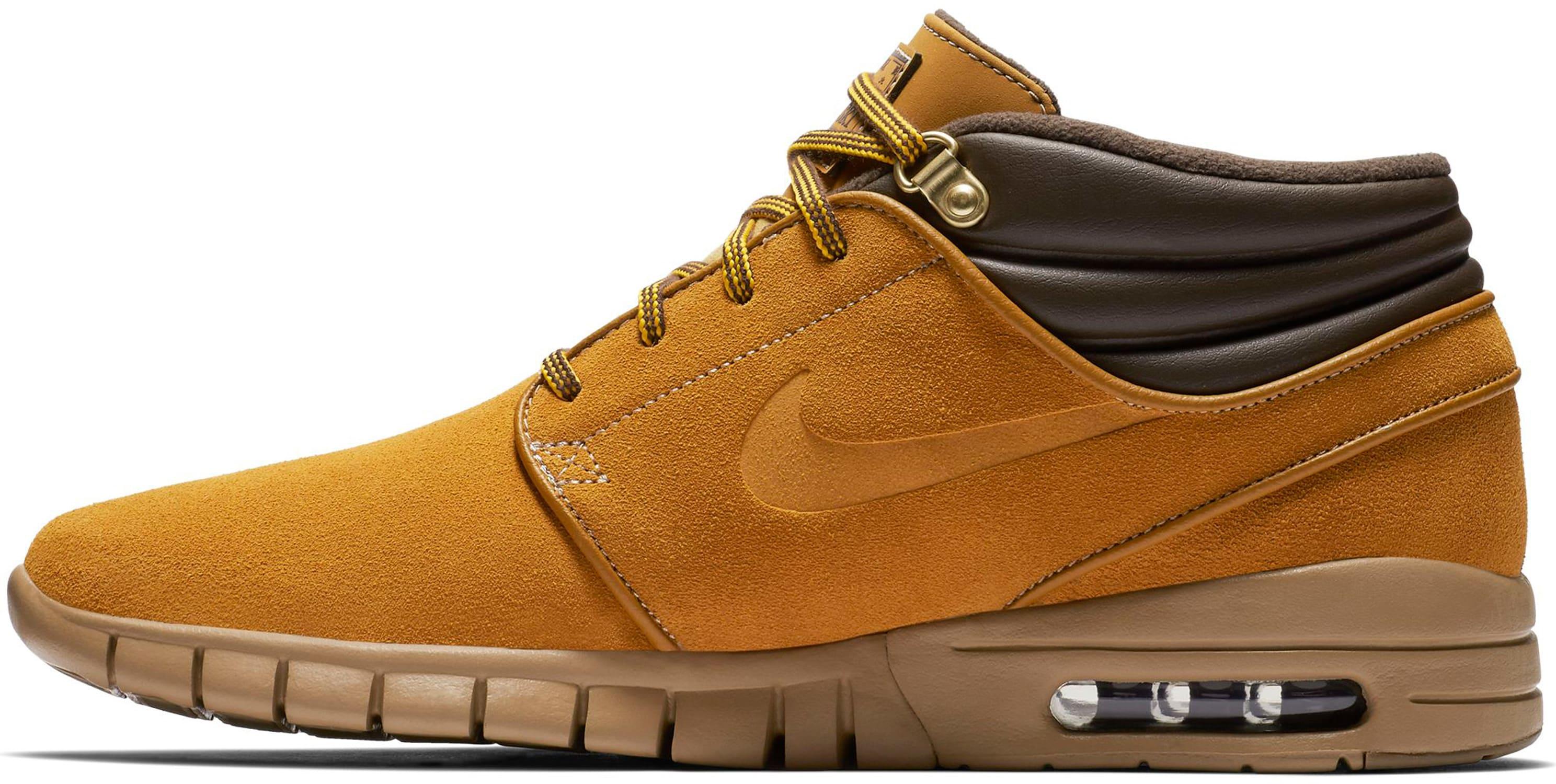 Nike SB Stefan Janoski Max Mid Premium Skate Shoes - thumbnail 3 d48f01299