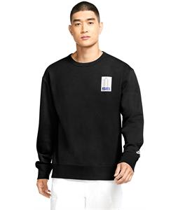 Nike SB Striped Crew Sweatshirt