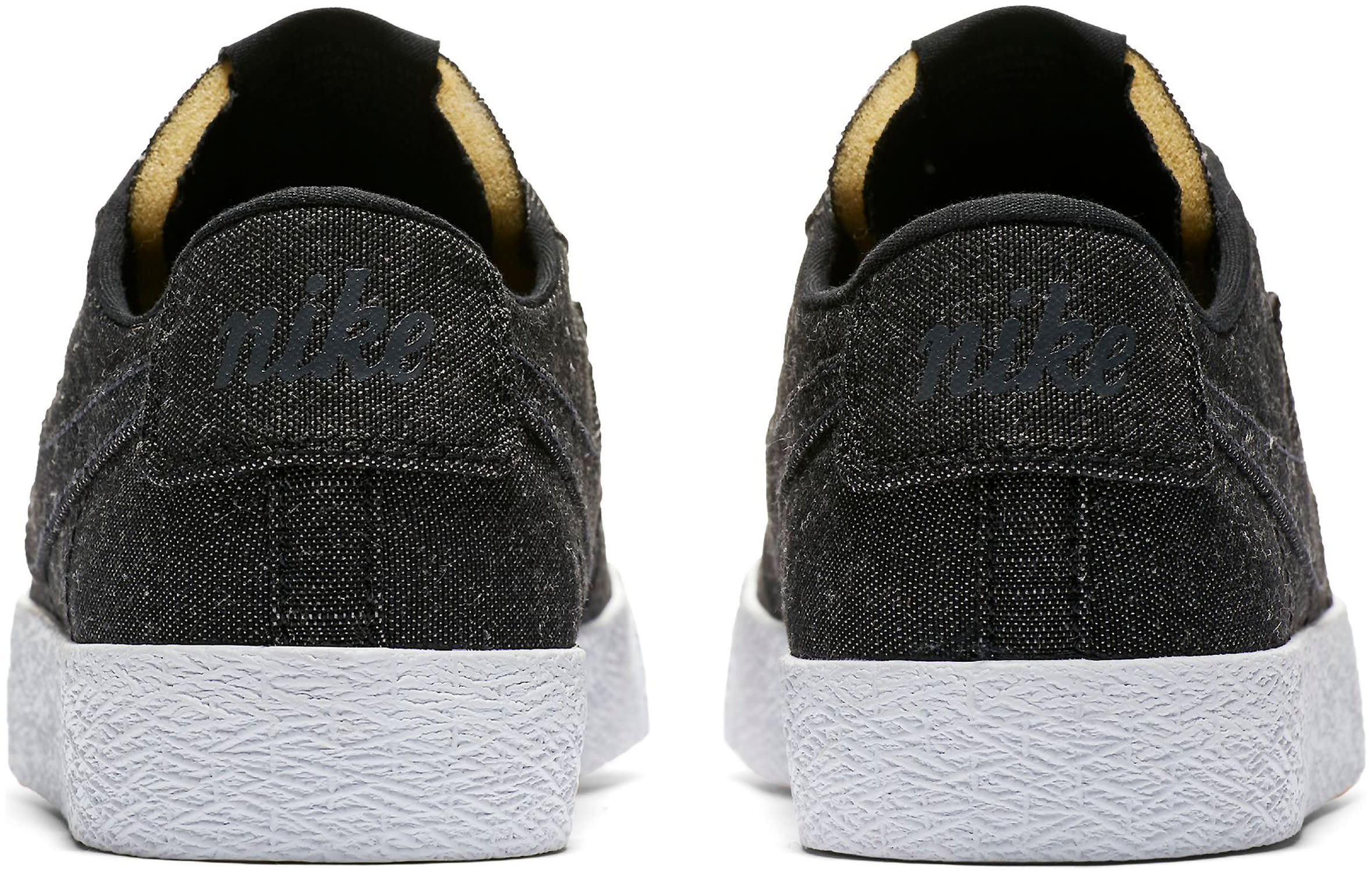 premium selection 4ecb9 3cc52 Nike SB Zoom Blazer Low Canvas Deconstructed Skate Shoes - thumbnail 5