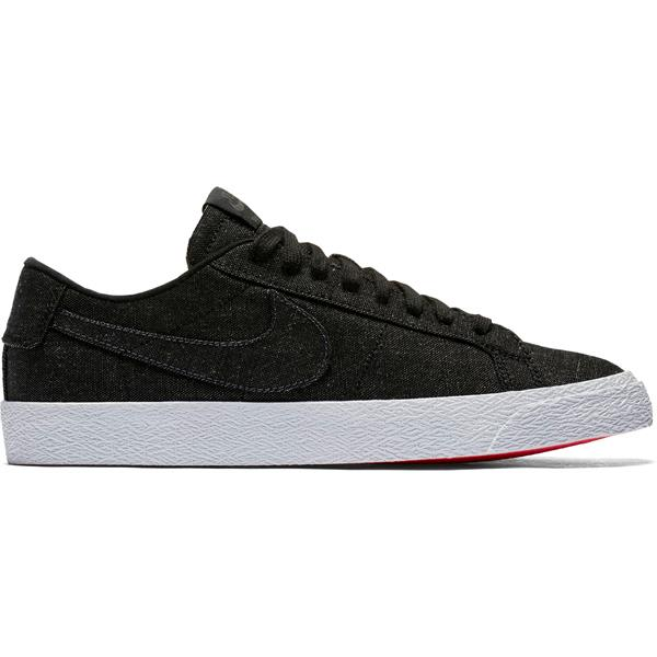 ecd06825e8b2d Nike SB Zoom Blazer Low Canvas Deconstructed Skate Shoes