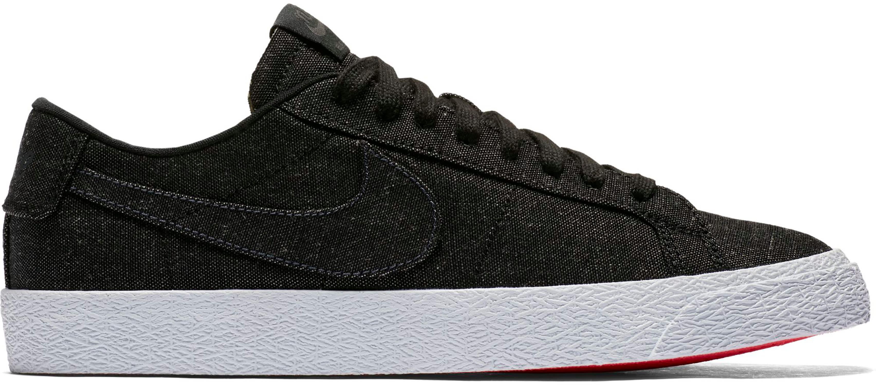 ac8c416f4c4b5 Nike SB Zoom Blazer Low Canvas Deconstructed Skate Shoes - thumbnail 1