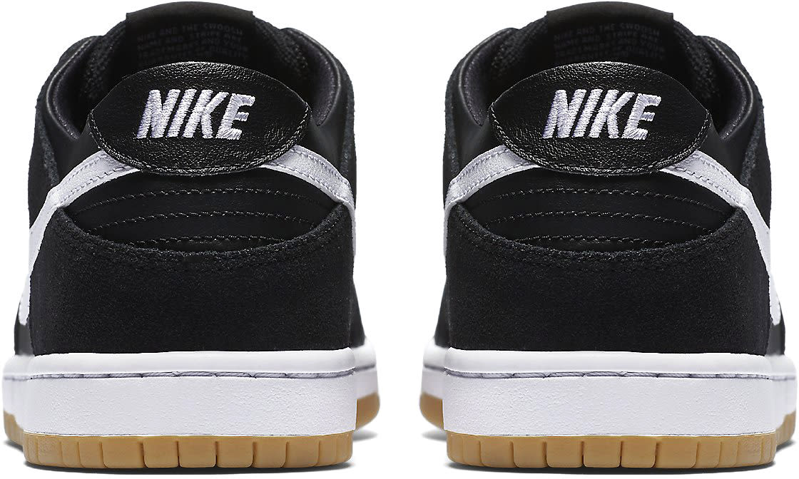 Nike SB Zoom Dunk Low Pro Skate Shoes - thumbnail 5