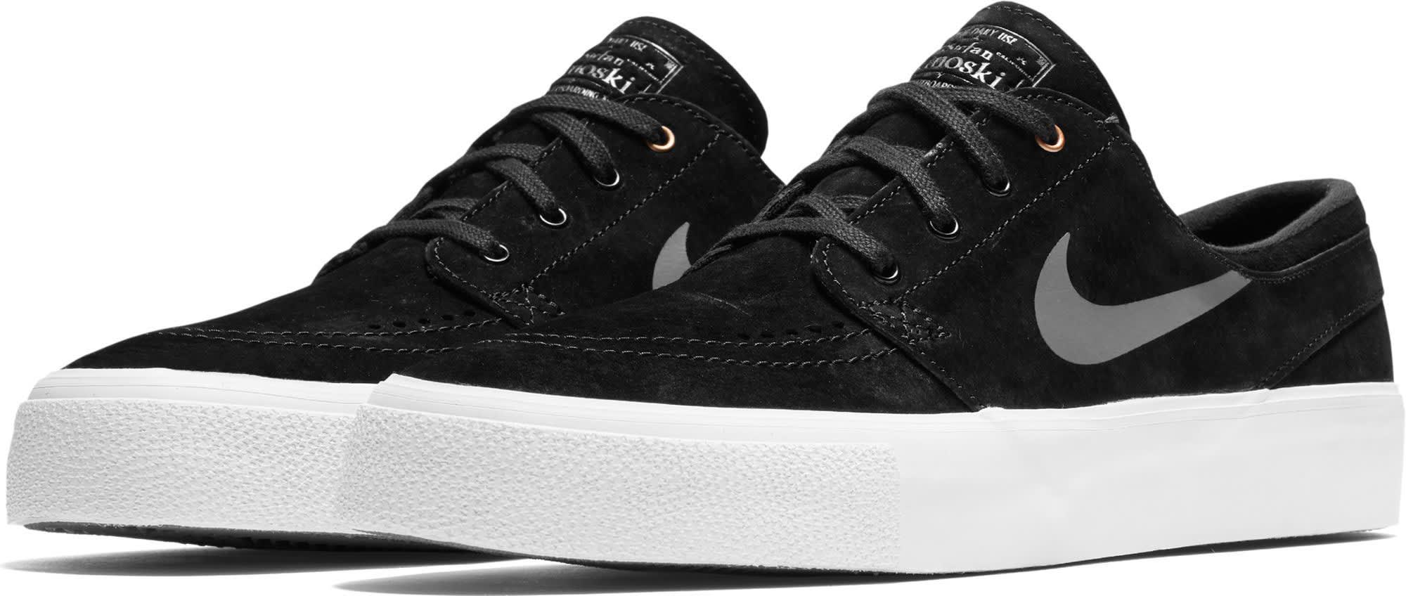 Nike SB Zoom Janoski HT Skate Shoes - thumbnail 3 8aa09b2f1