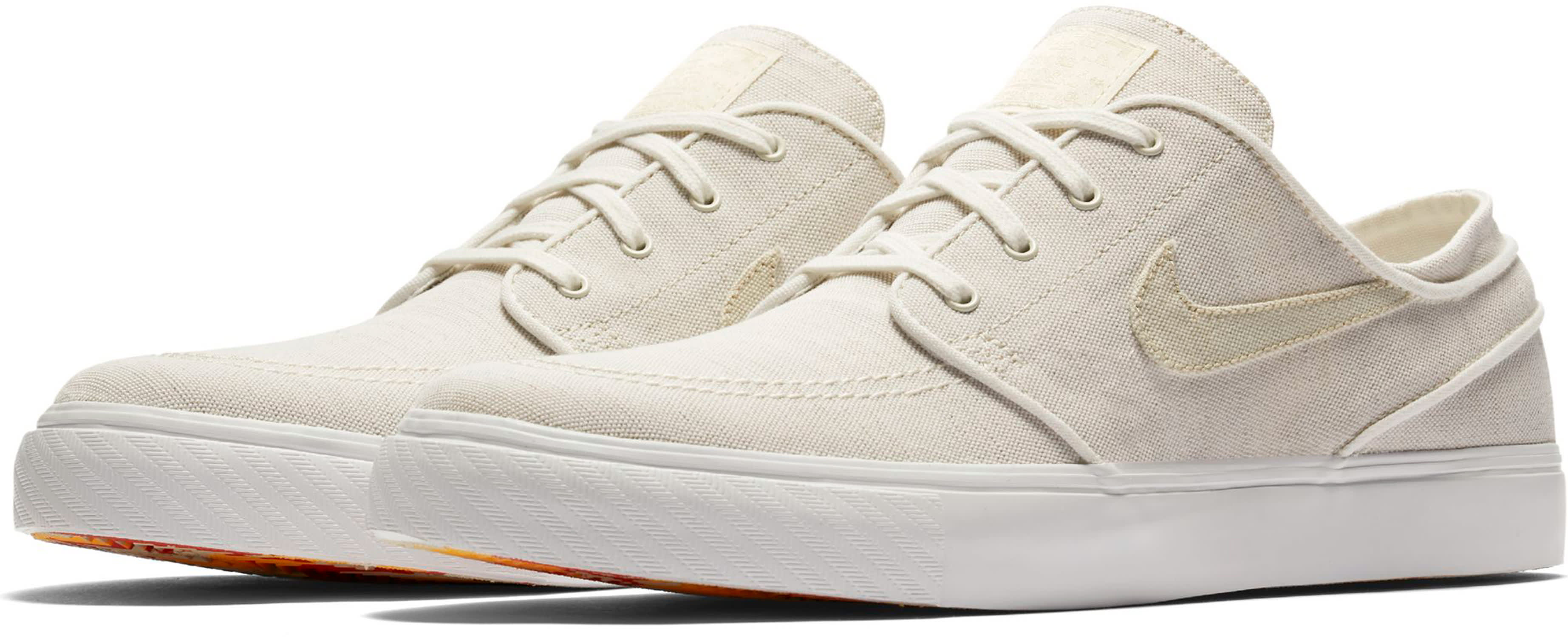 a53ce04df37e Nike SB Zoom Stefan Janoski Canvas Deconstructed Skate Shoes - thumbnail 3