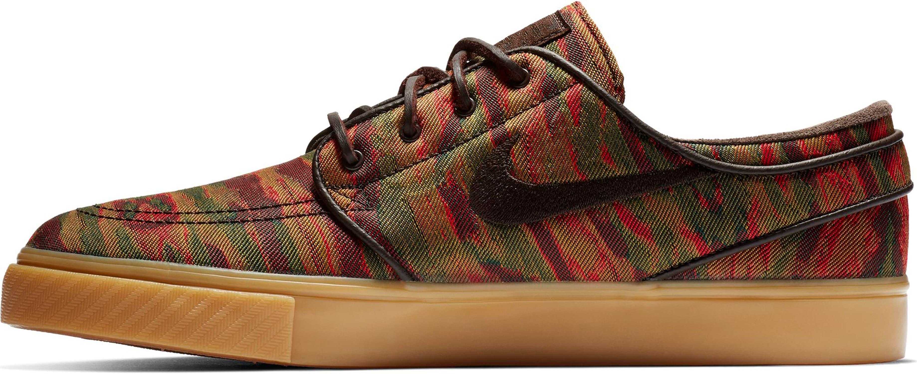 6b23761881be Nike SB Zoom Stefan Janoski Canvas Premium Skate Shoes - thumbnail 3