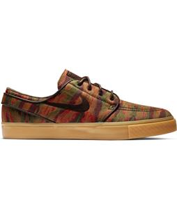 Nike SB Zoom Stefan Janoski Canvas Premium Skate Shoes