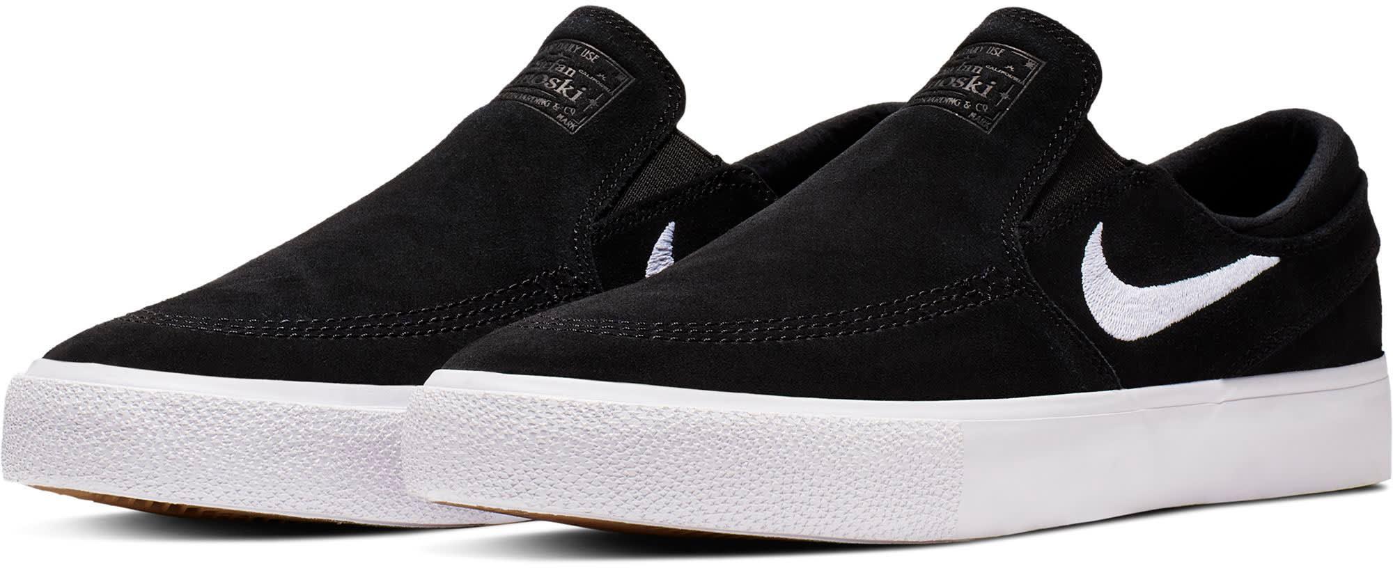 c6f709561b Nike SB Zoom Stefan Janoski Slip RM Skate Shoes - thumbnail 3