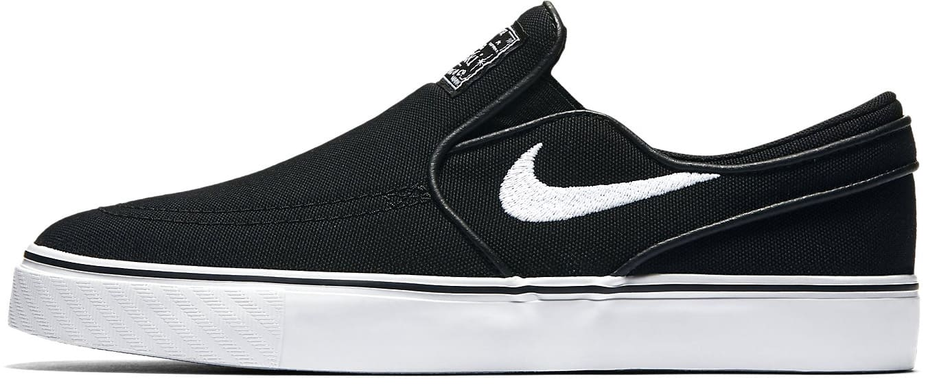 pretty nice c1e9a 87c9b Nike Stefan Janoski Canvas Slip (GS) Skate Shoes - thumbnail 1