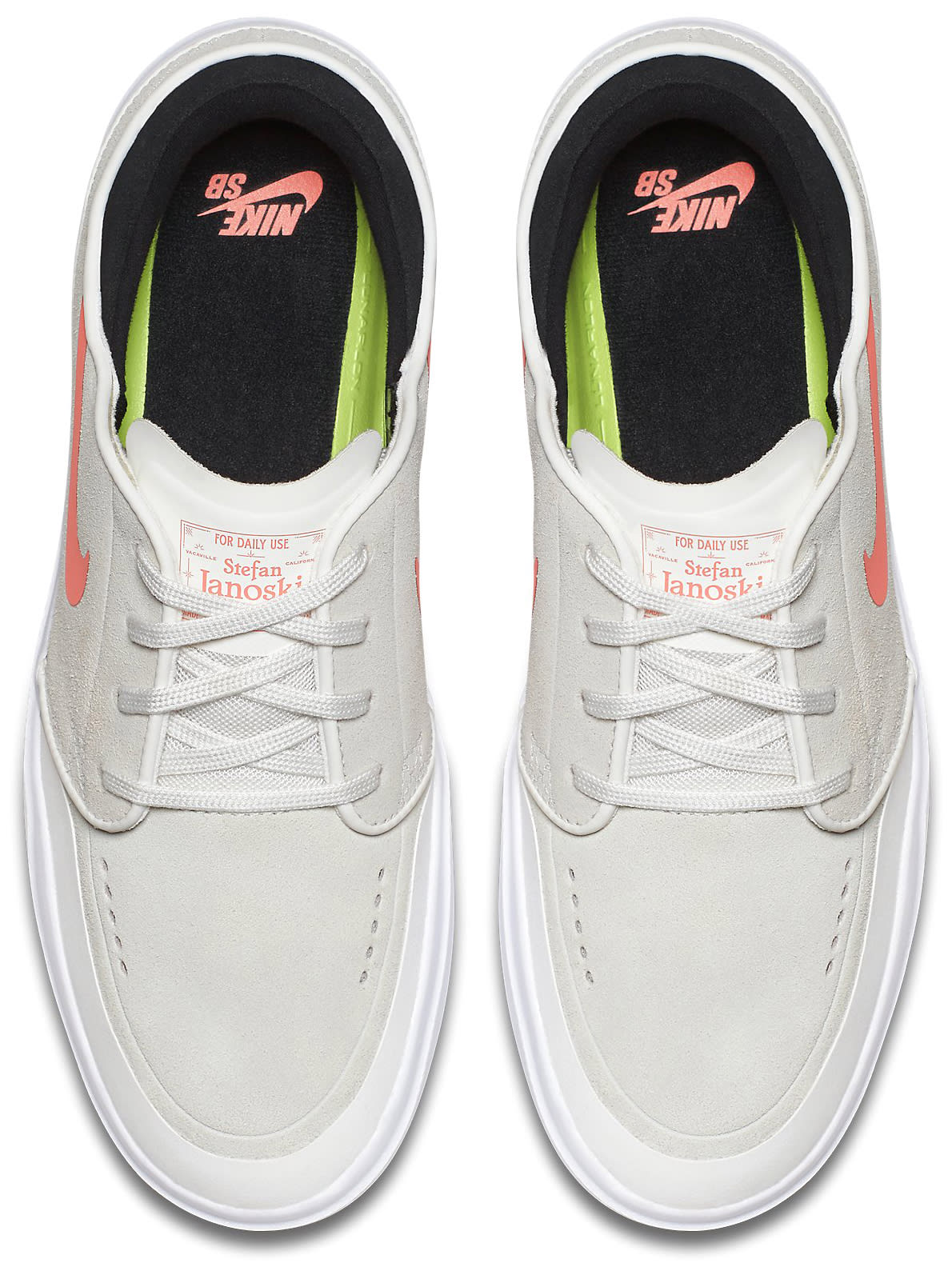new concept fdef6 dae36 Nike Stefan Janoski Hyperfeel XT Skate Shoes - thumbnail 3