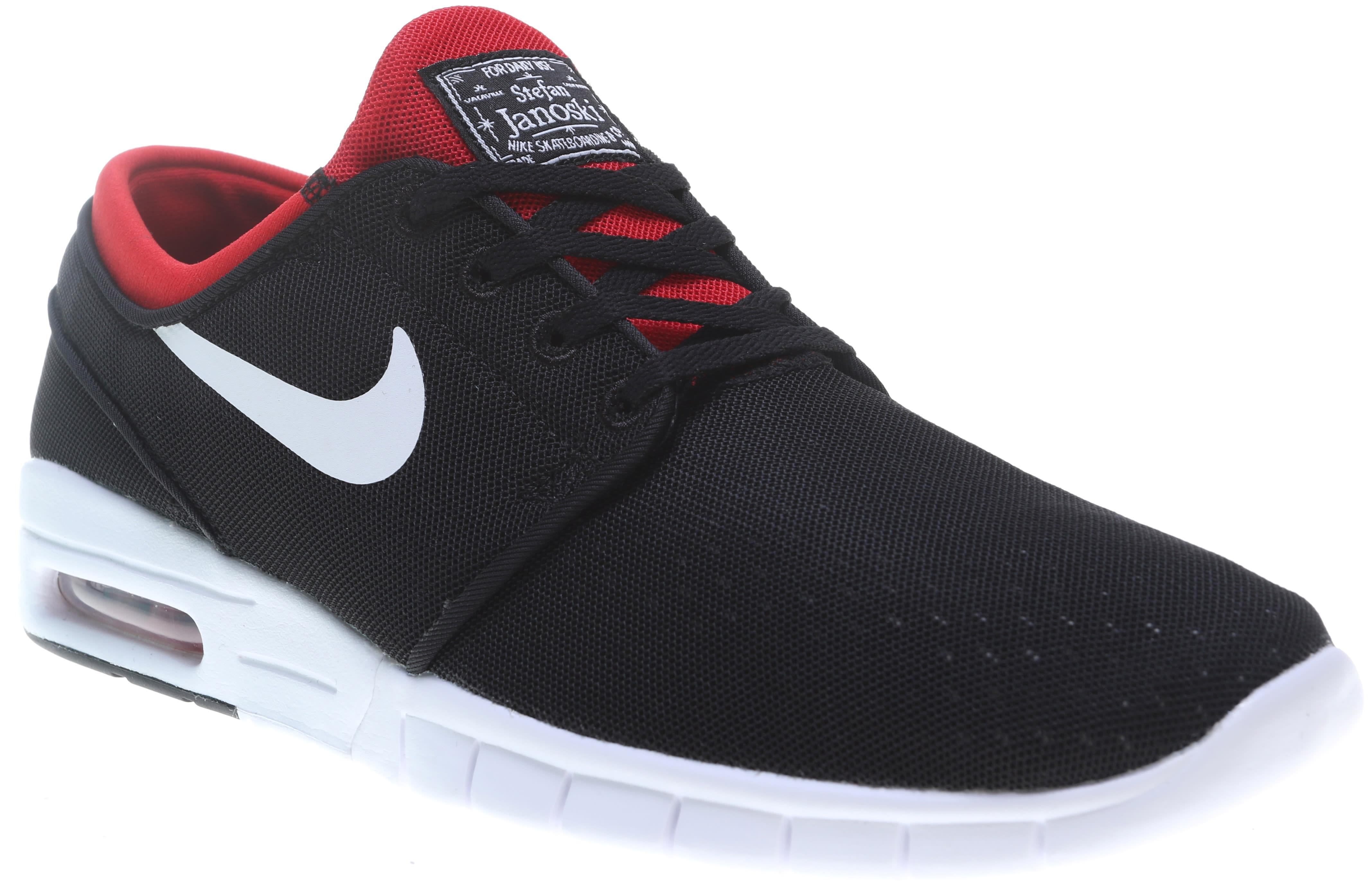 reputable site 39bca 4e2b5 Nike Stefan Janoski Max Skate Shoes - thumbnail 2