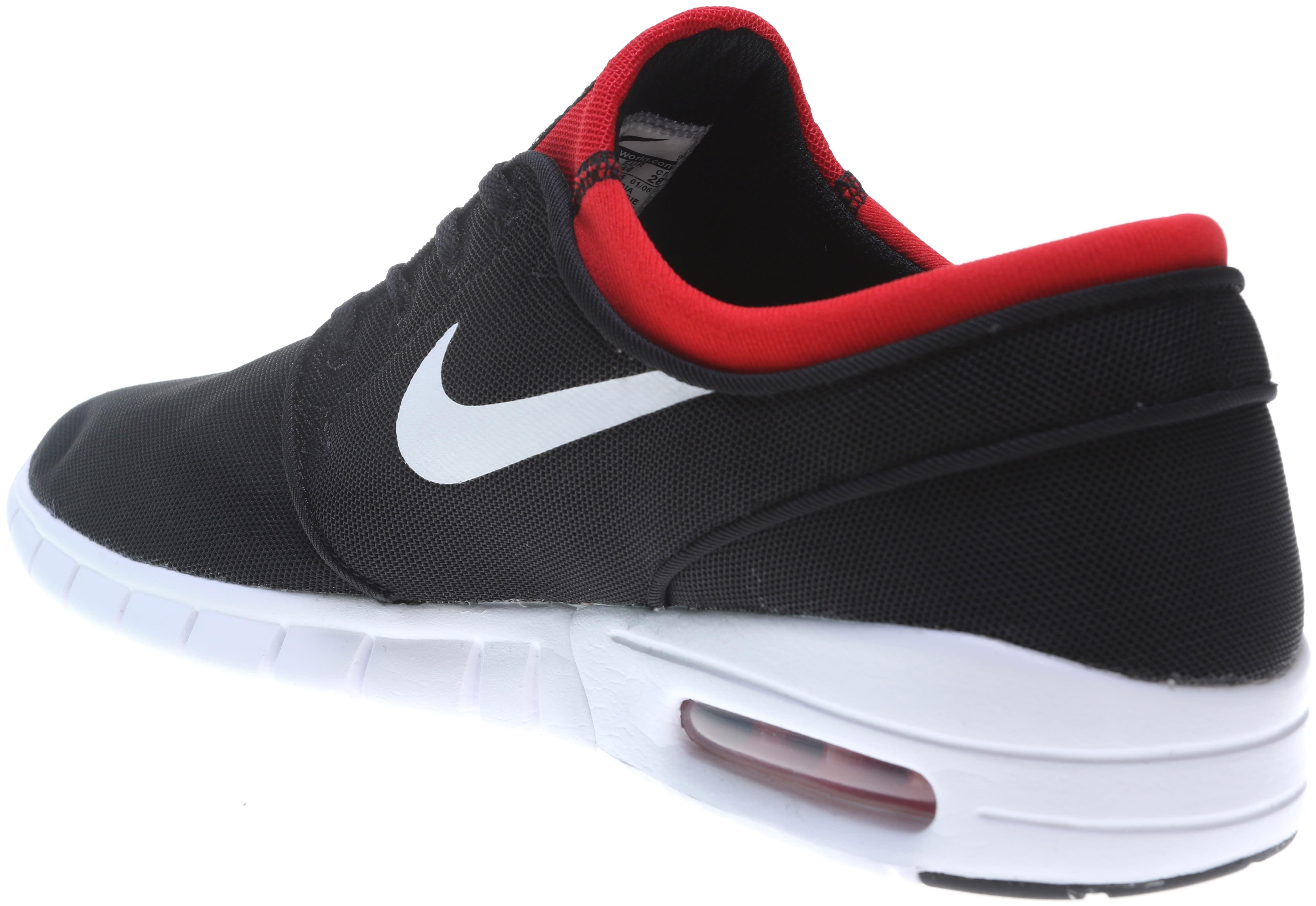 Nike Stefan Janoski Max Skate Shoes - thumbnail 3