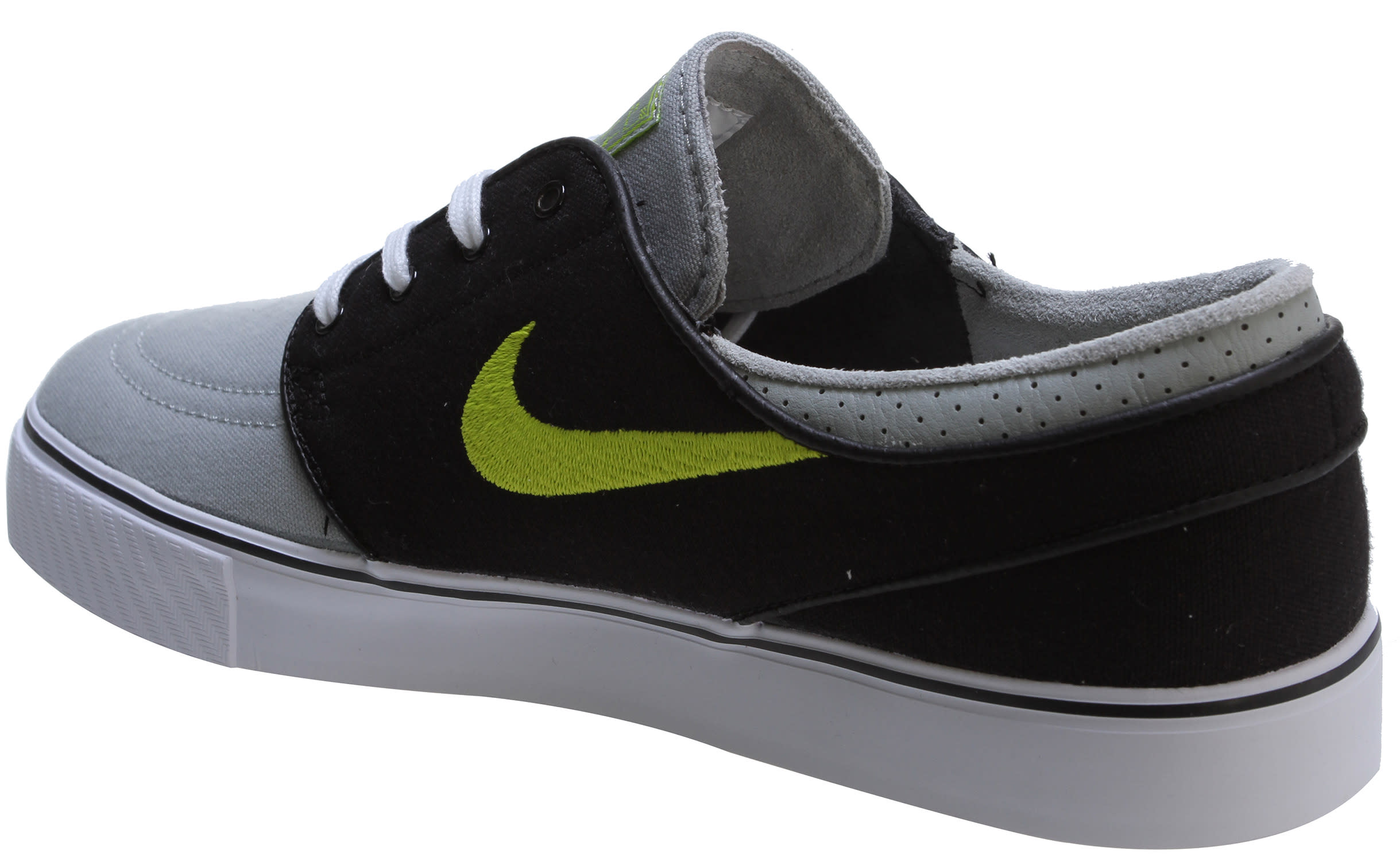 6d7c88641192 Nike Zoom Stefan Janoski Canvas Skate Shoes - thumbnail 3