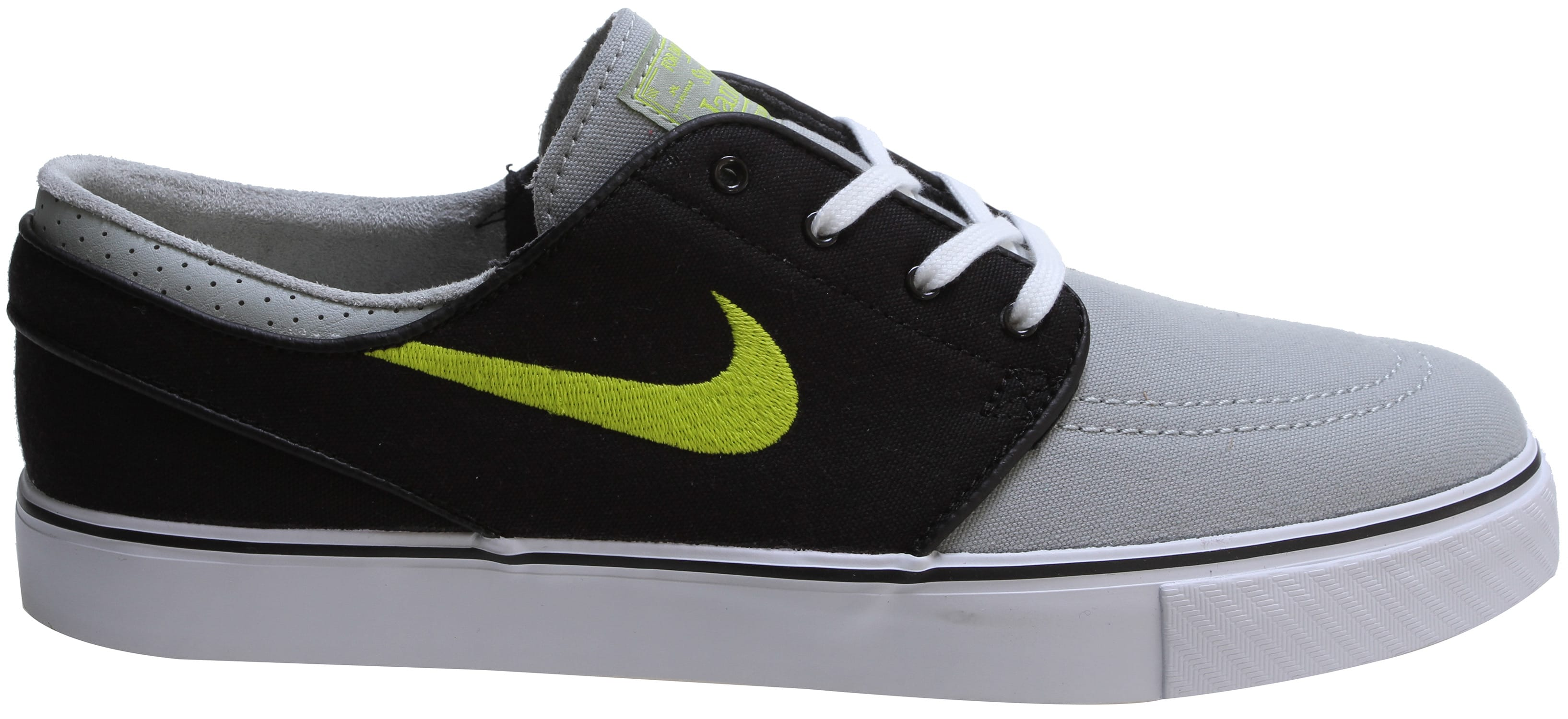 official photos 4cd5c ec02b Nike Zoom Stefan Janoski Canvas Skate Shoes - thumbnail 1