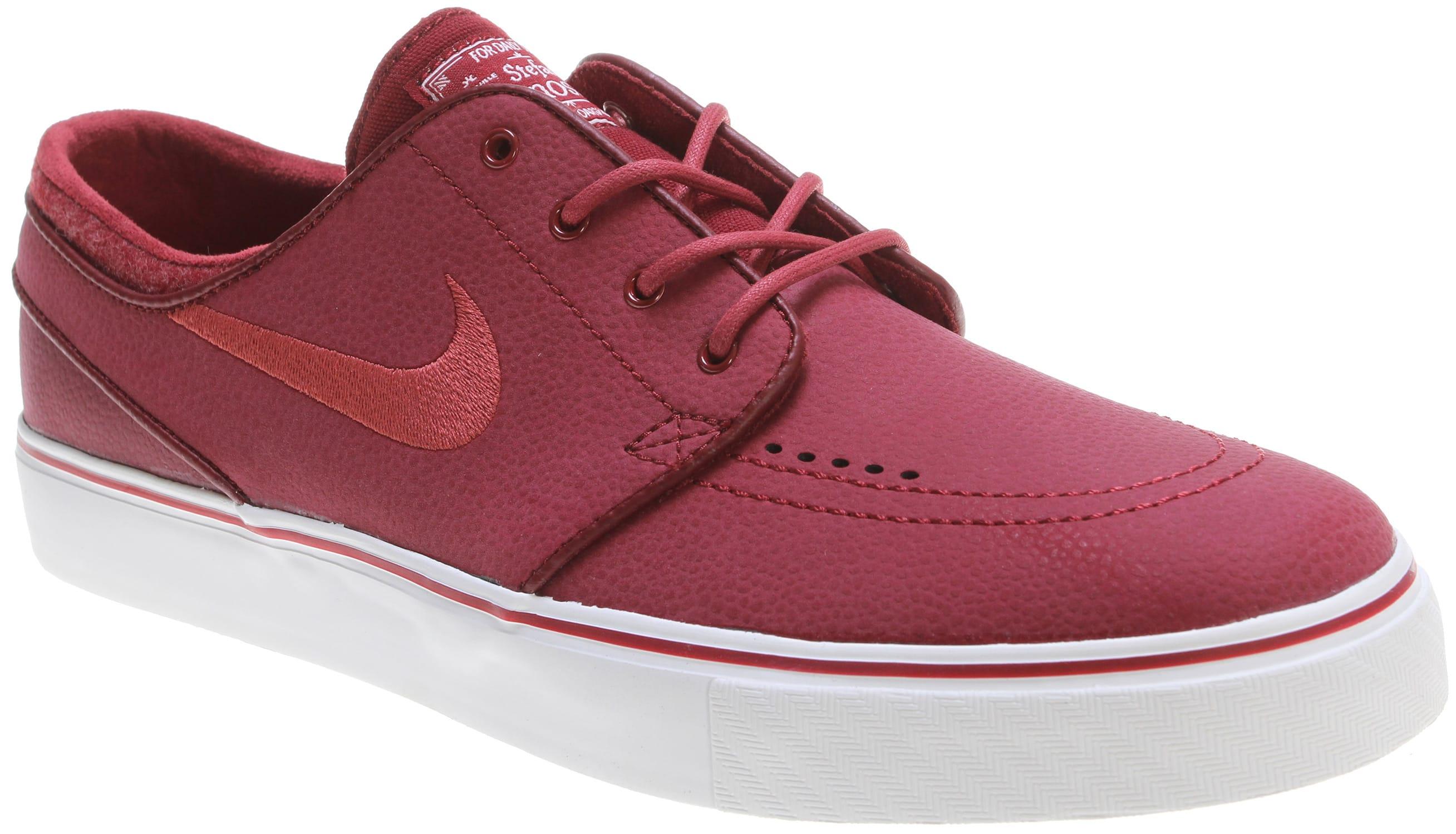 06db05e3afa Nike Zoom Stefan Janoski L Skate Shoes - thumbnail 2