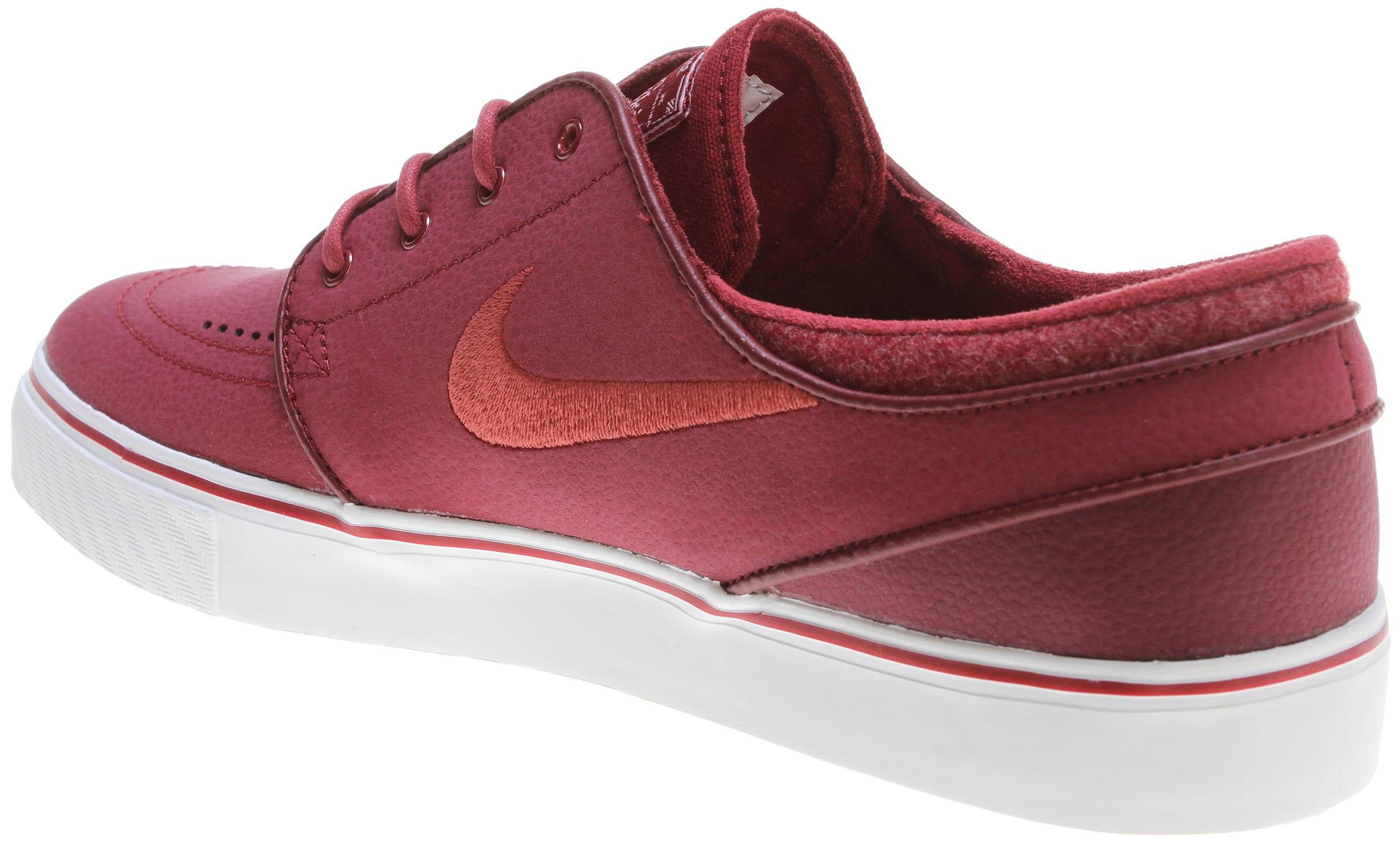 cf7875e8dbd67 Nike Zoom Stefan Janoski L Skate Shoes - thumbnail 3