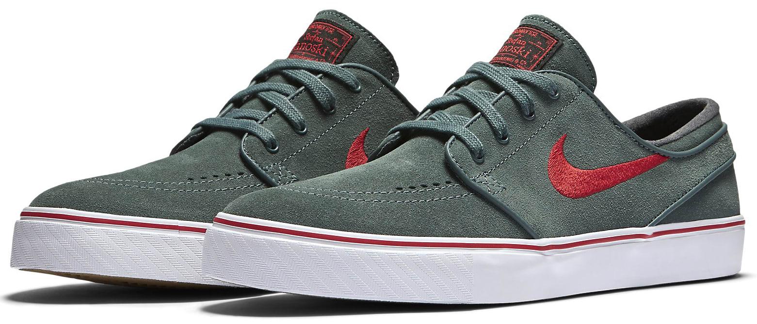 38642f5fe06b Nike Zoom Stefan Janoski Skate Shoes - thumbnail 2
